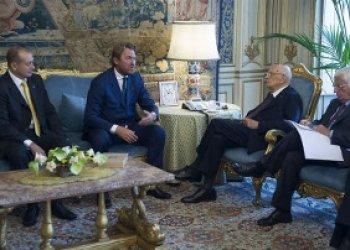 Il Presidente Napolitano ha ricevuto al Quirinale la delegazione di Federalberghi